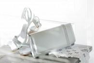 CARRO Brautmoden Bad Säckingen - Mollie Silver Trista, Silver Crystals